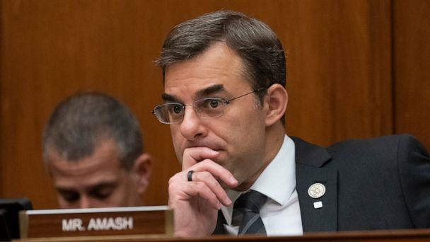 Michigan Rep. Amash formally withdraws from House GOP caucus