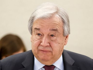 UN chief: Growing inequality for women should shame world