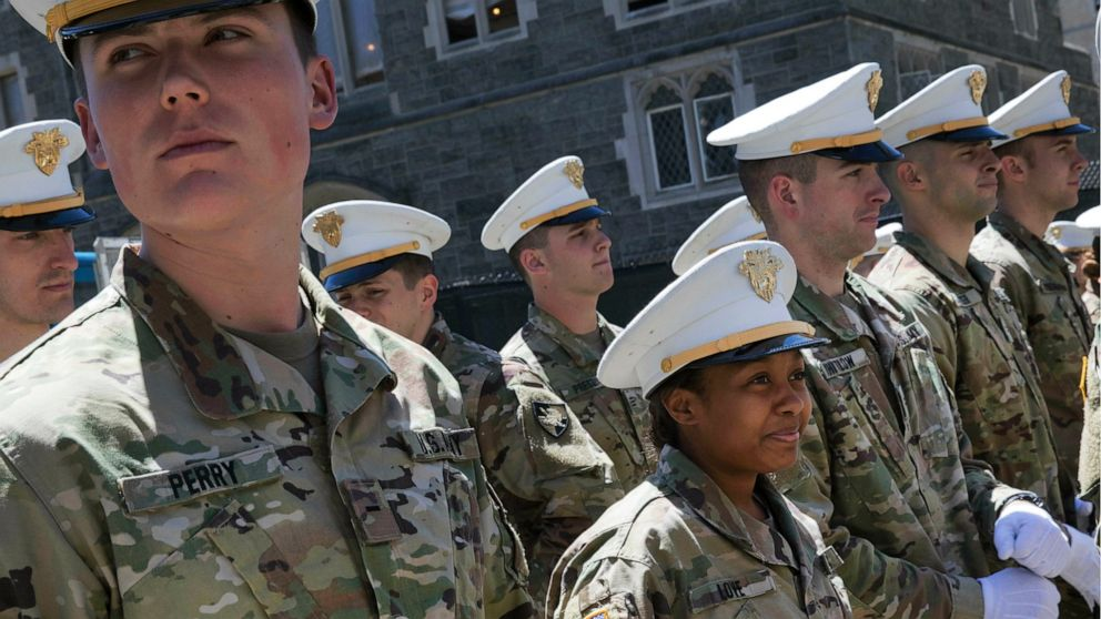Mike Pence calls West Point grads the 'best of the best'