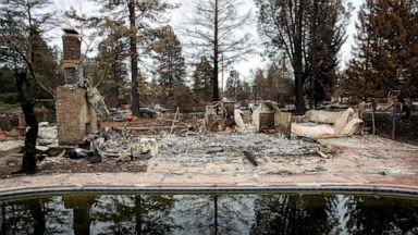 c17443e1266 Cancer-causing chemical taints water after California blaze