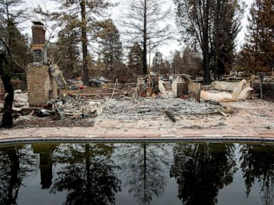 Cancer-causing chemical taints water after California blaze