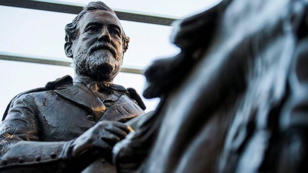 Dallas selling statue of Confederate Gen. Robert E. Lee