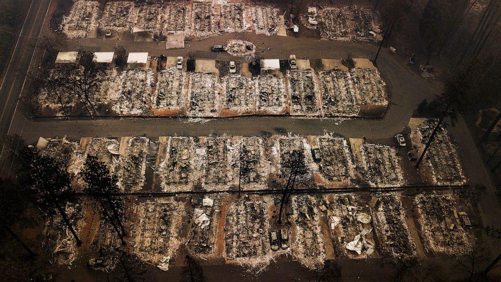 裁判官は常にカリフォルニア州法に光熱費を払うの火災被害