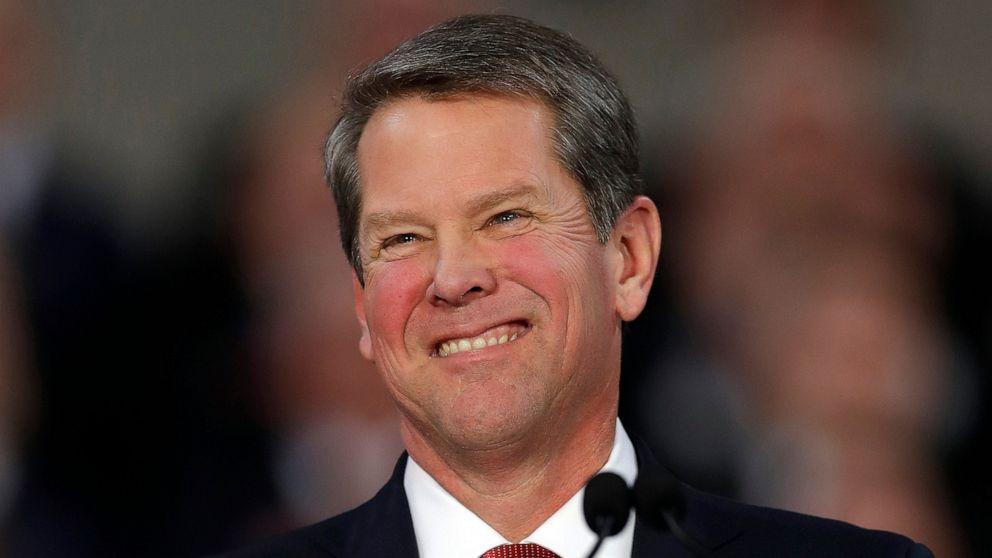 Georgia governor delays film trip amid abortion ban fallout