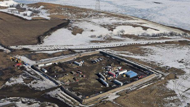 Dakota Access pipeline developer slow to replace some trees