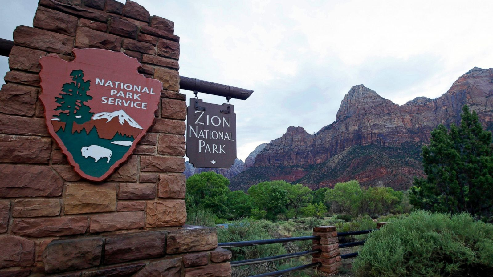 Woman Dies After Falling in Canyon at Zion National Park in Utah