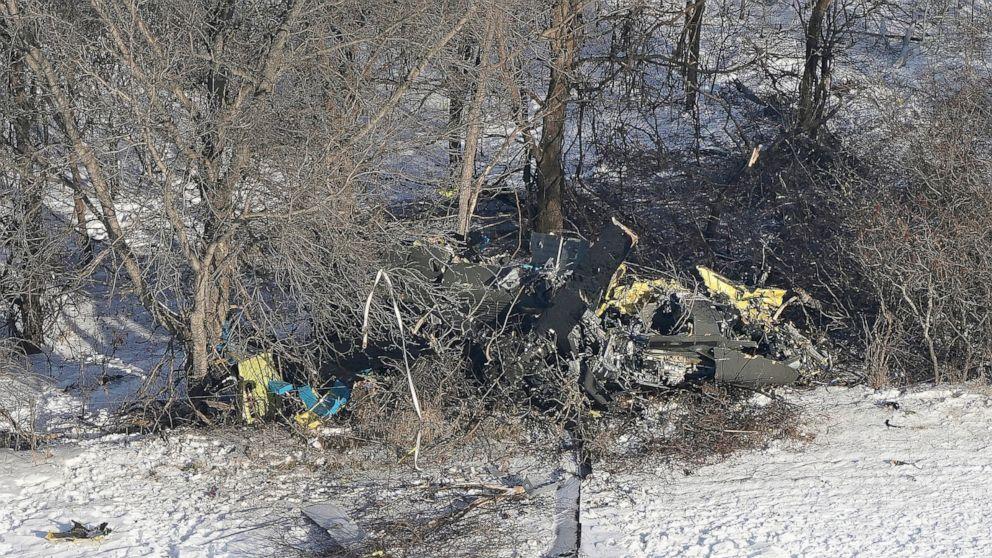 Minnesota National Guard identifies 3 killed in copter crash thumbnail
