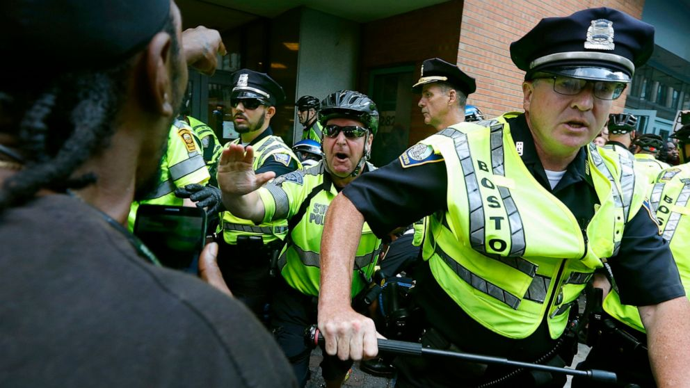 'We turn a blind eye': Boston's police remain largely white