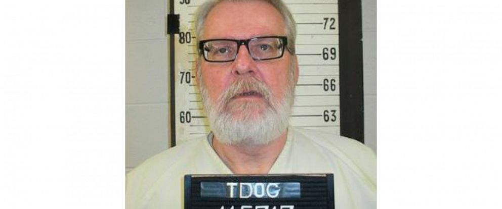 This booking photo released by the Tennessee Department of Corrections shows Stephen West. The Tennessee death row inmate is asking Gov. Bill Lee to spare his life, maintaining that he didn't actually kill a mother or her daughter three decades ago.