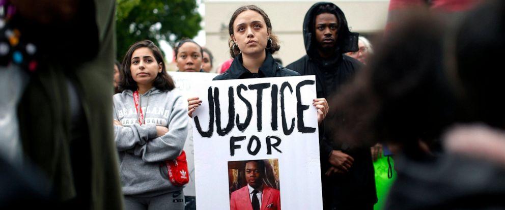 Police Shoot & Kill Unarmed Black Teenager Running Naked
