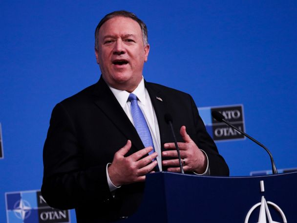 Trump says Pompeo might run for open Senate seat in Kansas