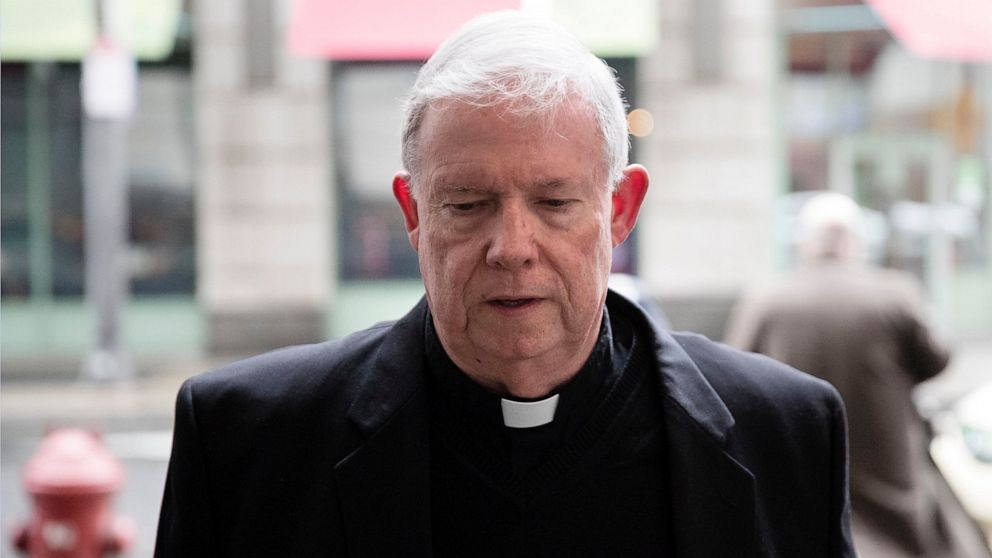 Monsignor in landmark church abuse case goes back on trial thumbnail