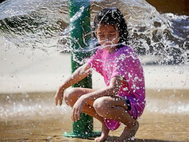 The Latest: Southern heat wave blamed for Mississippi death