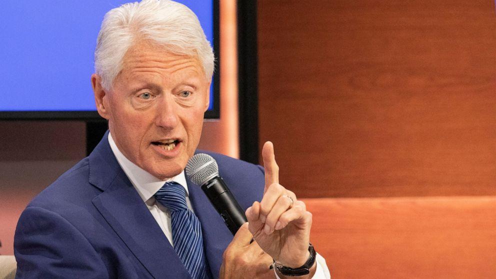Bill Clinton, Jeb Bush pine for the days of civility