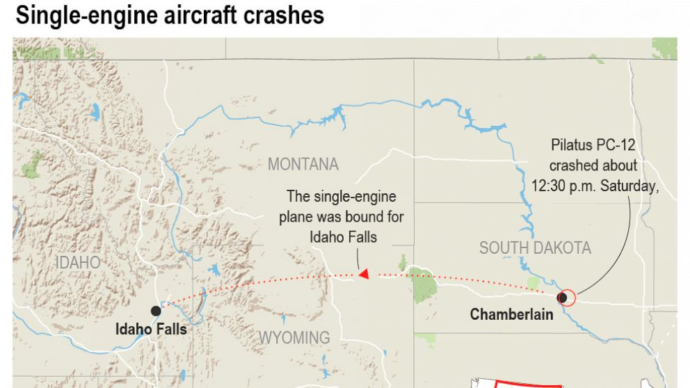 Survivors from South Dakota plane crash in stable condition thumbnail