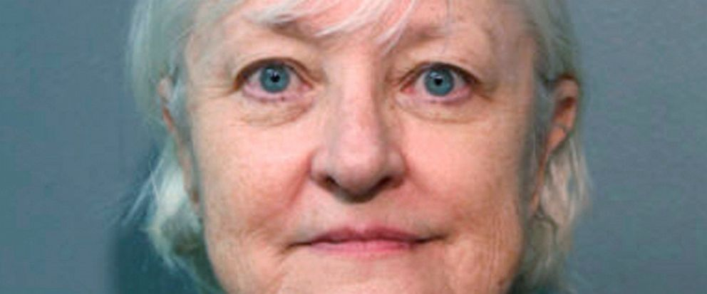 FILE - This January 2018, file photo provided by the Chicago Police Department shows Marilyn Hartman. Chicago police say Hartman was arrested Friday, Oct. 12, 2019 after officers determined she didnt have a boarding pass or identification. The arres
