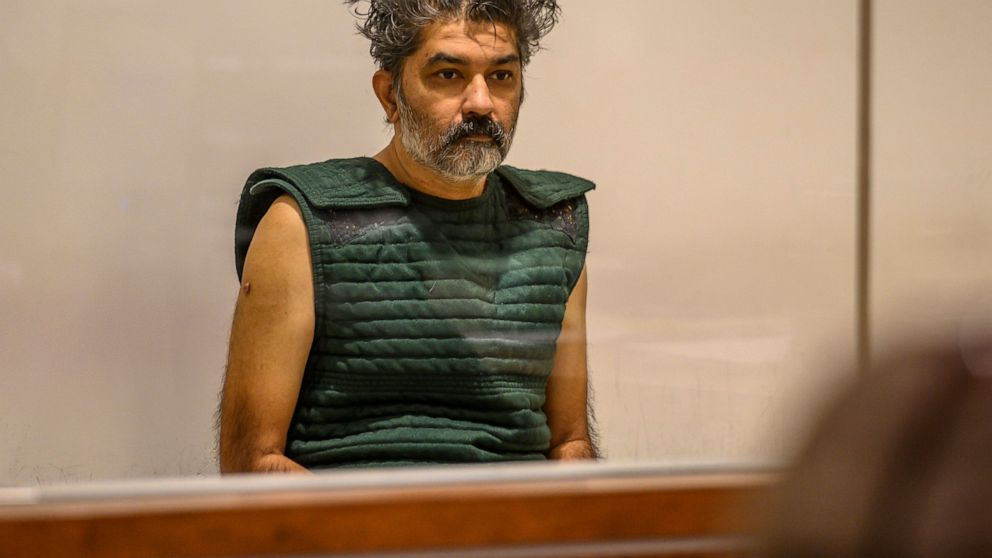 Prosecutor: Man killed 4 relatives over the span of a week