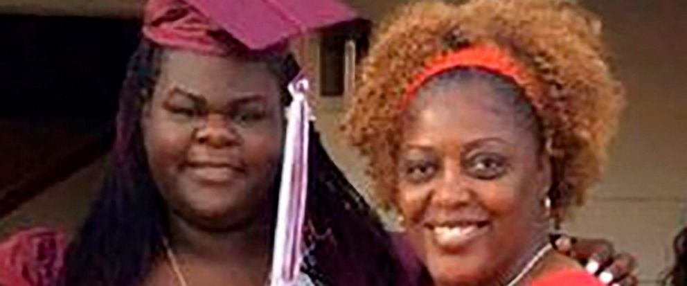 This undated photo provided by the Turner family shows Pamela Turner, right, with her daughter Chelsie Rubin in Baytown, Texas. A Houston-area police officer knew his neighbor suffered from mental illness and should have offered assistance when that
