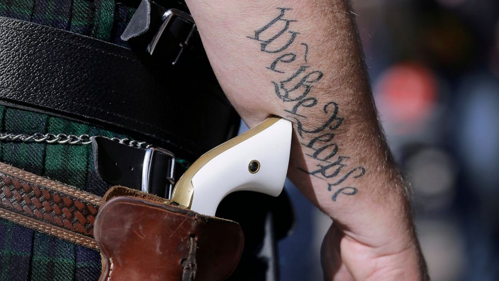 Texas joins list of states dropping permit rules for guns