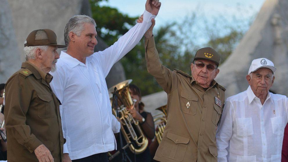 US slaps new sanctions on Cuba over human rights, Venezuela thumbnail