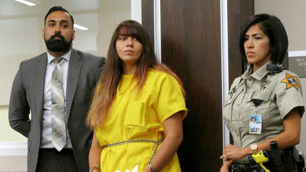 Woman who livestreamed fatal California crash out on parole