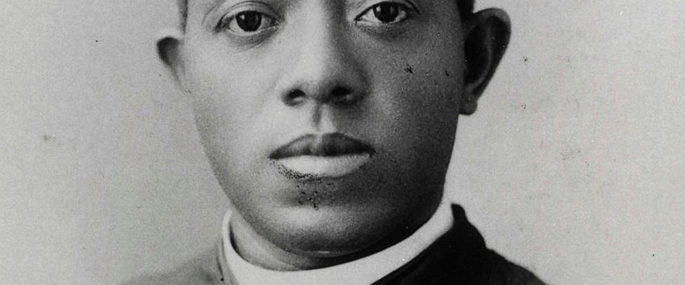 This undated photo courtesy of the Diocese of Springfield in Springfield, Ill., shows Quincys Father Augustine Tolton. Pope Francis has positioned for sainthood a former slave and the first known black priest in America. The pontiff on Wednesday, Ju