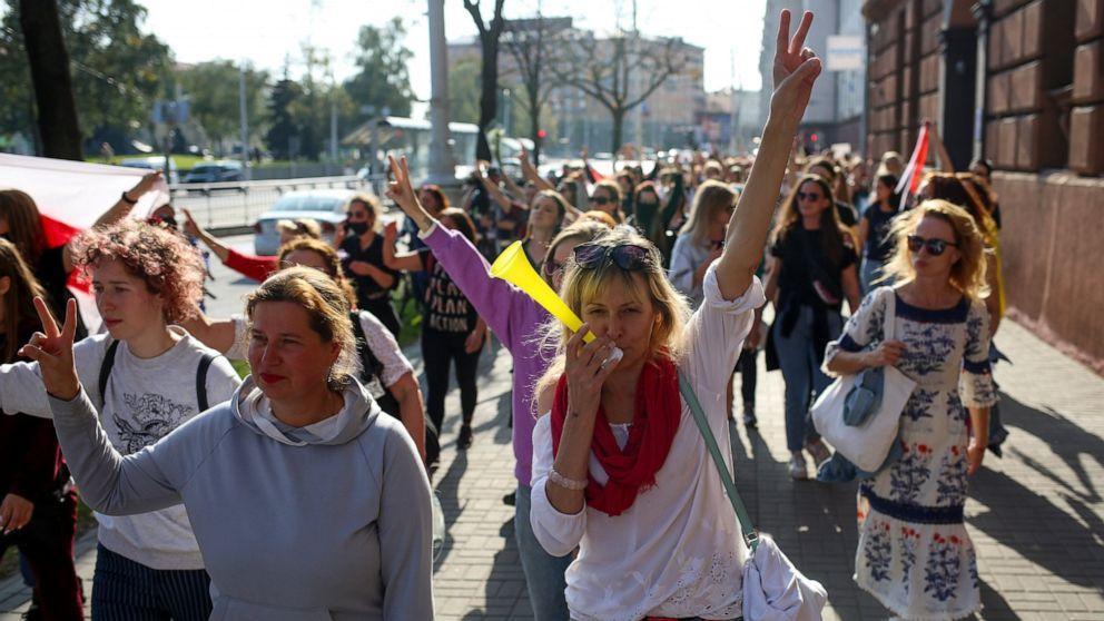 Belarus tells UN sanctions would be `harmful for...