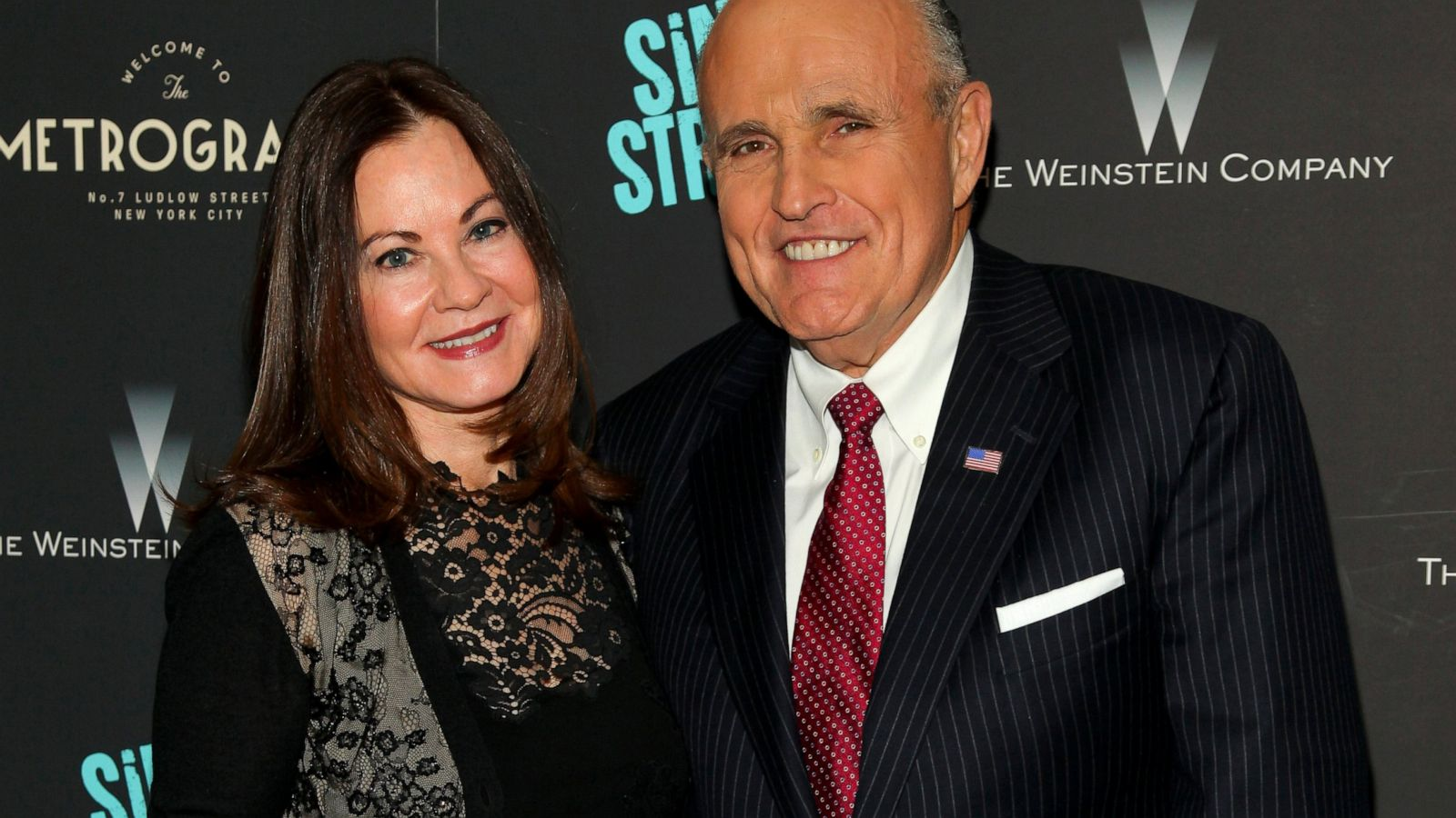 Report Giuliani Settles Long Divorce From His Third Wife Abc News