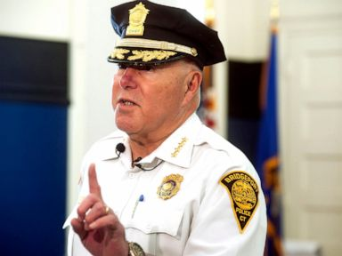 Ex-police chief gets 1 year in prison for hiring scandal