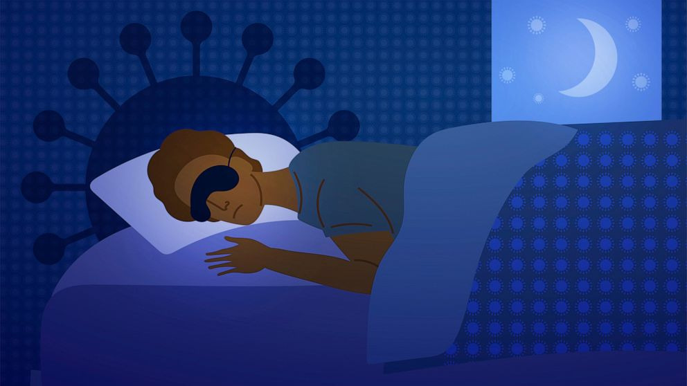 Infecting our dreams': Pandemic sabotages sleep worldwide - ABC News