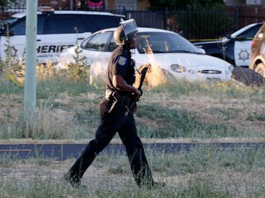 The Latest: Sacramento officer shot on a domestic call dies