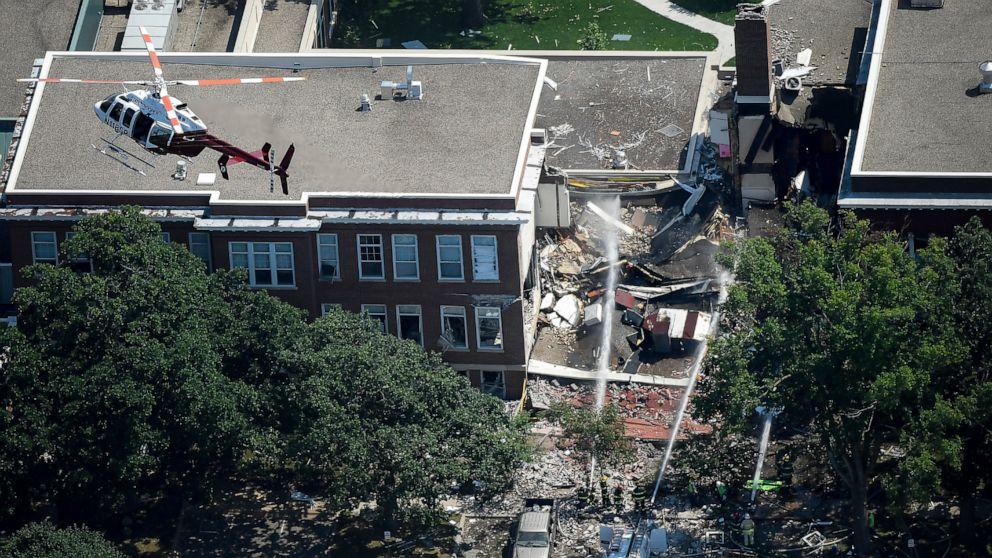 5 new lawsuits filed in fatal school explosion