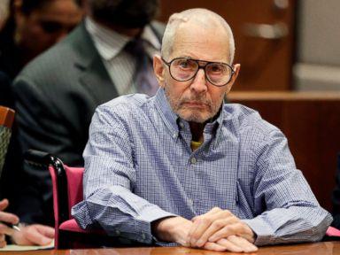 Robert Durst murder trial set for 2019