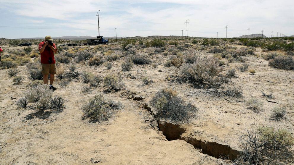 Quake damage estimate tops $5B at California Navy base