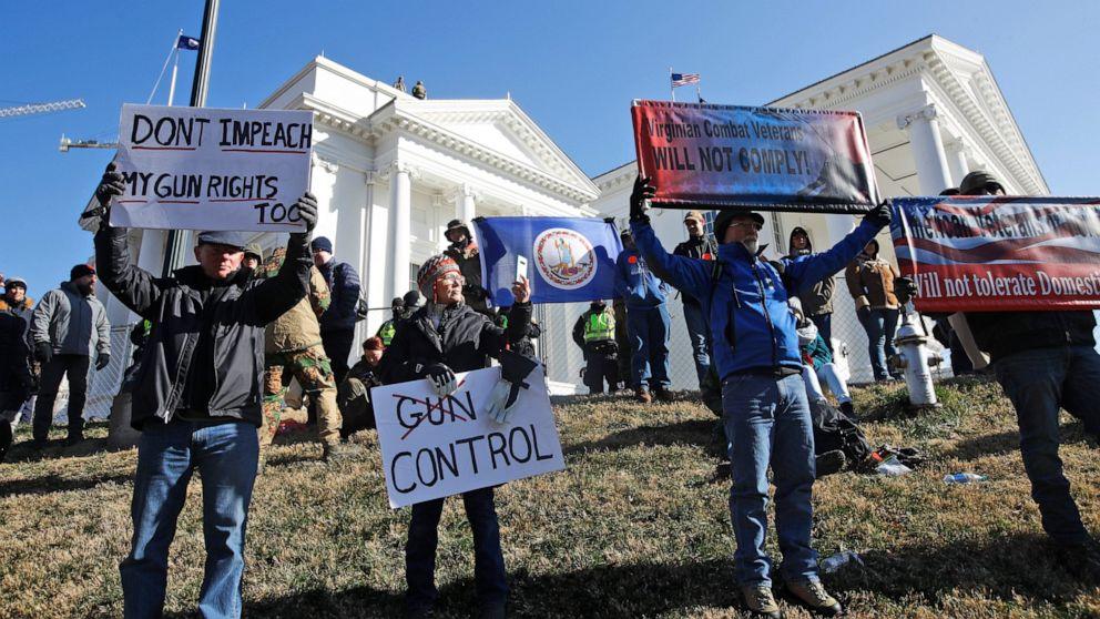 Virginia Gesetzgeber ablehnen, assault weapon ban