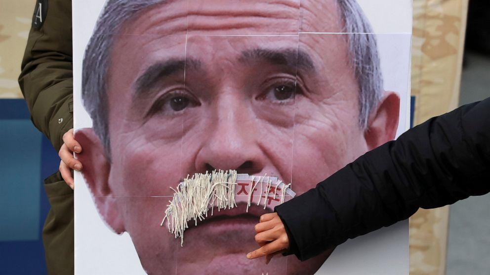 US-Botschafter sagt, sein Schnurrbart ist der Grund für die harsche Kritik in S. Korea