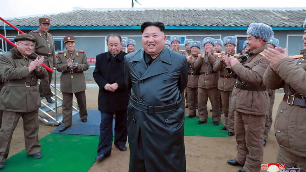 北朝鮮という形式で選べる'クリスマスプレゼント'