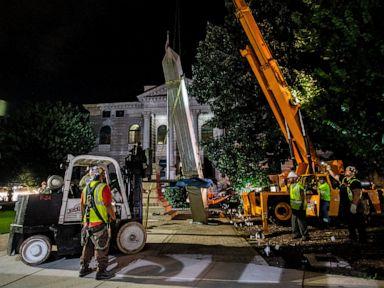 Sons of Confederate Veterans sue to return Georgia monument