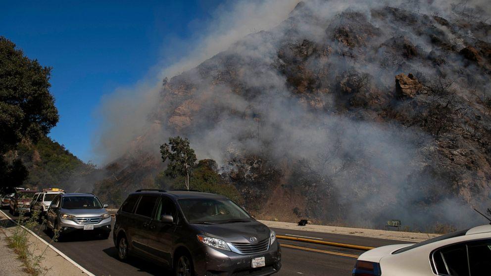 停電を可能として火災の危険を織りカリフォルニア