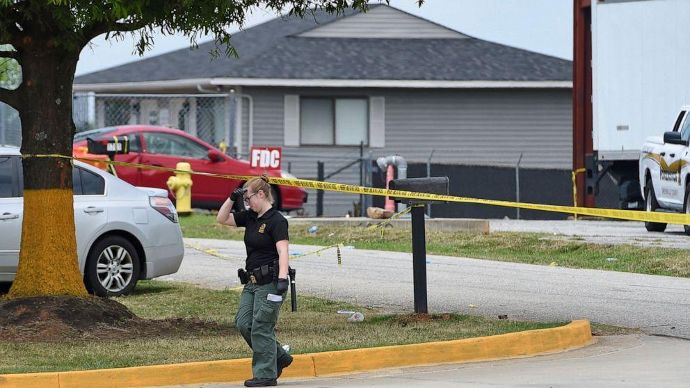 Sheriff: Georgia man charged in S. Carolina club shooting thumbnail