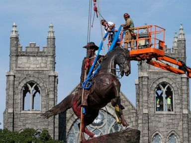 SPLC: 160 Confederate monuments taken down last year