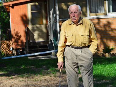 US man exposed as commander of Nazi-led unit dies