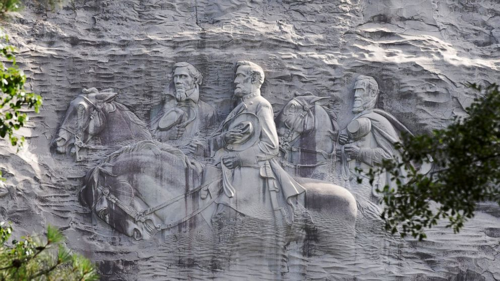 Group pushes changes to Confederate imagery at Georgia park thumbnail