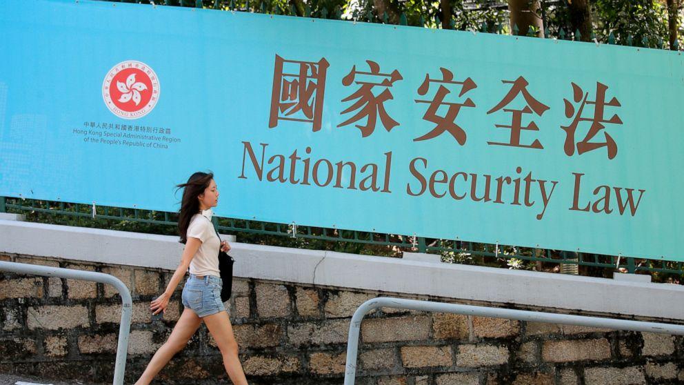 Hong Kong safety legislation criticized overseas, defended by China thumbnail