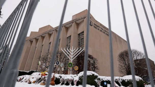 Pittsburgh synagogue: Violence 'must end. Enough is enough!'