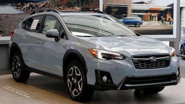 Subaru recalls cars, SUVs for engine control, debris trouble