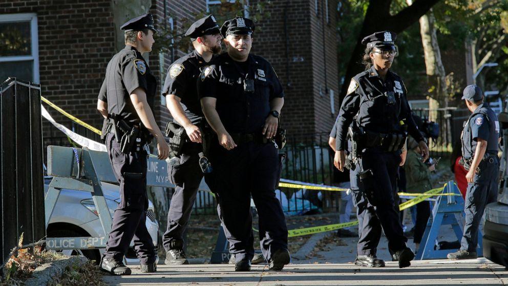 NYPD執行役員ショットの中で殺害されたのは難の被疑者
