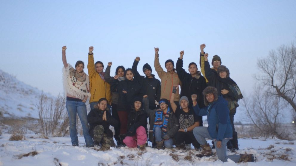 The International Indigenous Youth Council in December 2016.