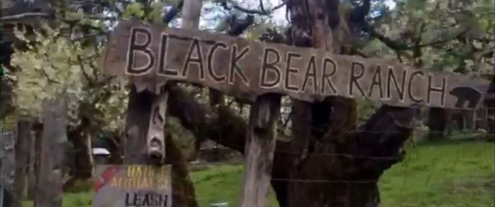 PHOTO: Elizabeth Thomas and Tad Cummins briefly stayed at Black Bear Ranch while on the run.