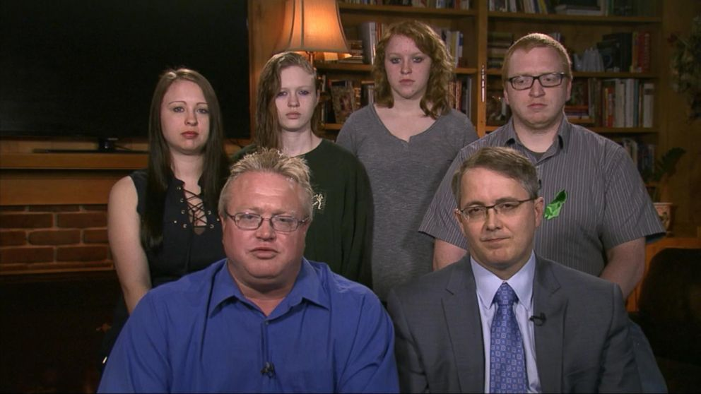 """Anthony Thomas, the father of 15-year-old Elizabeth Thomas, who was found in a rural California cabin talks to """"GMA"""" about how their family feels now that their daughter is safe."""